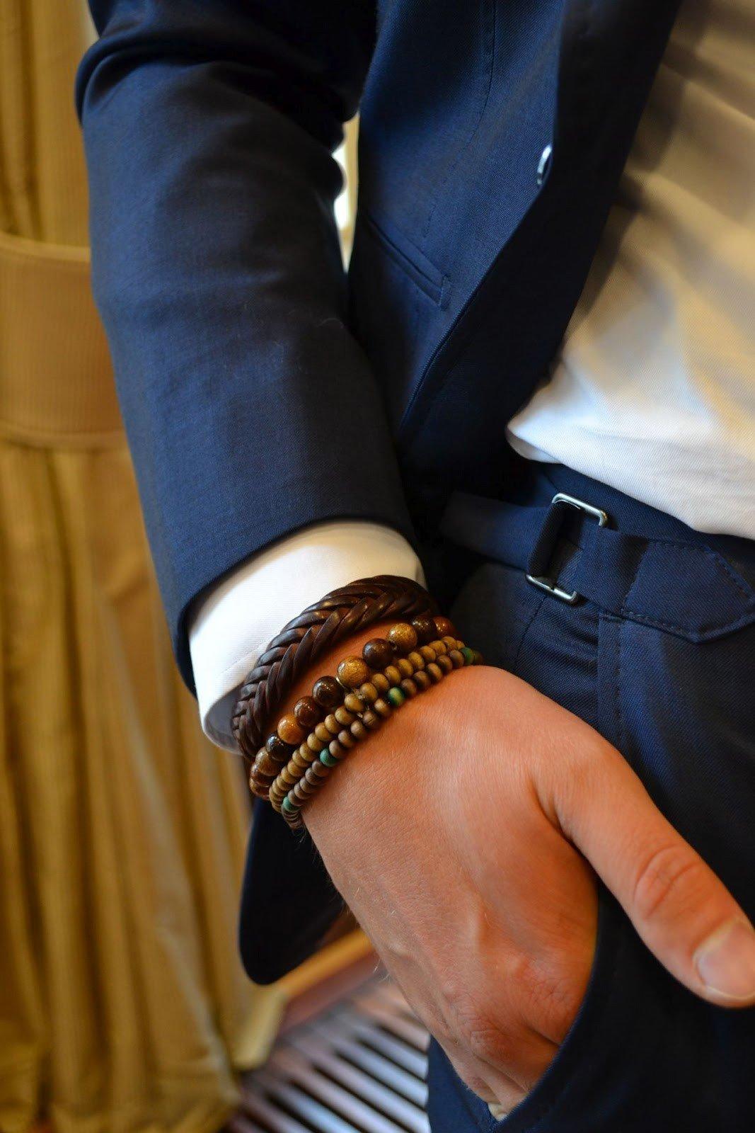 Как сделать модный браслет своими руками: мастер-класс 27