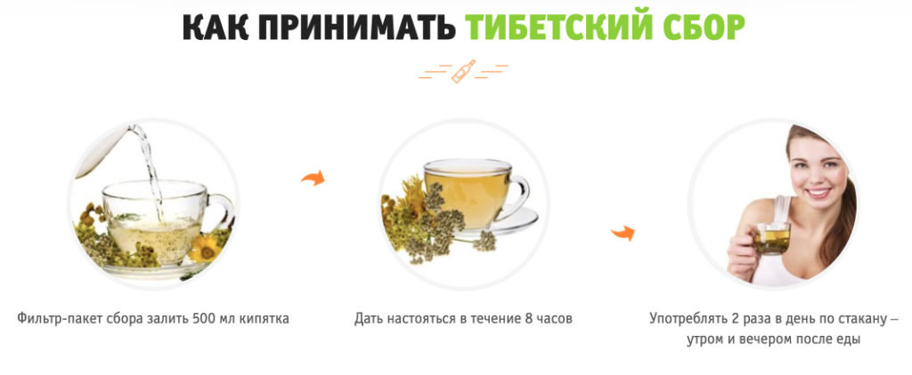 Травяной чай 31 от алкоголизма