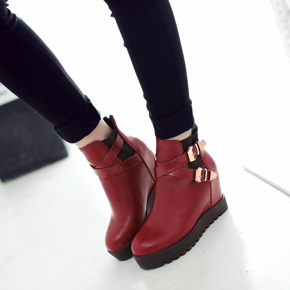 Ботинки на платформе 2015