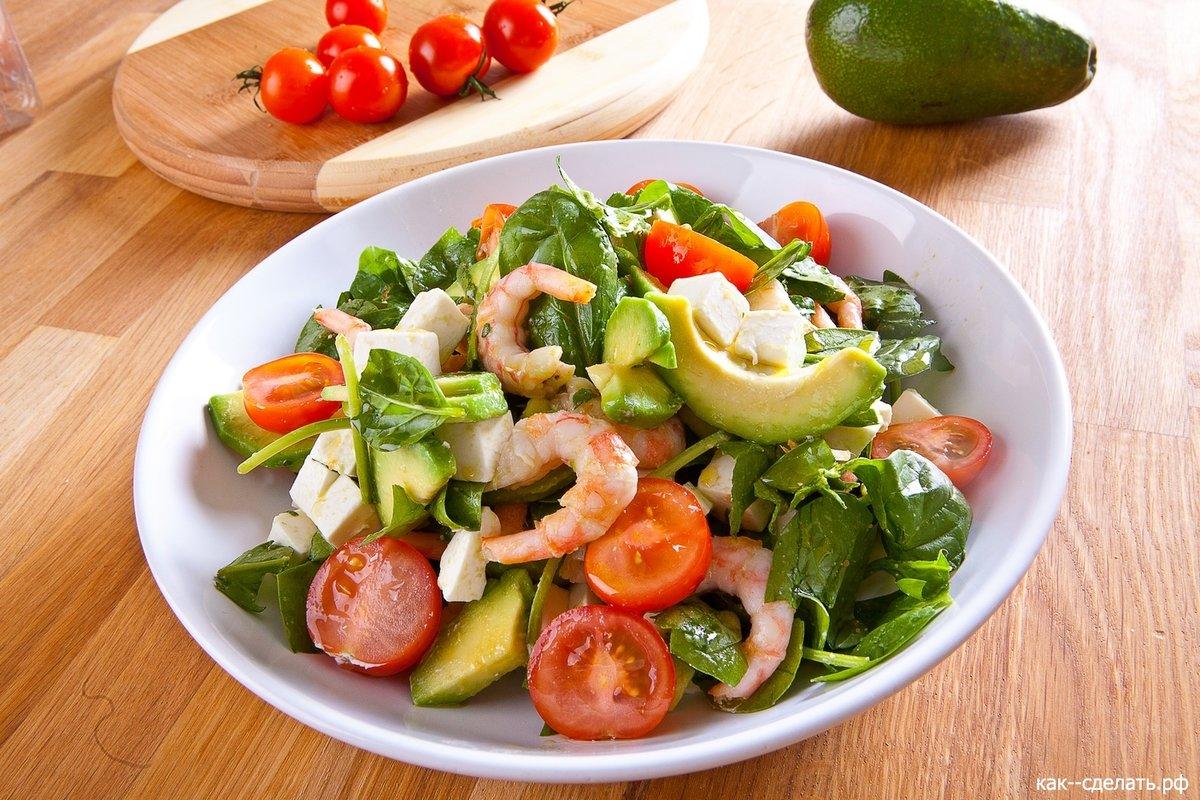 Как приготовить авокадо в салат