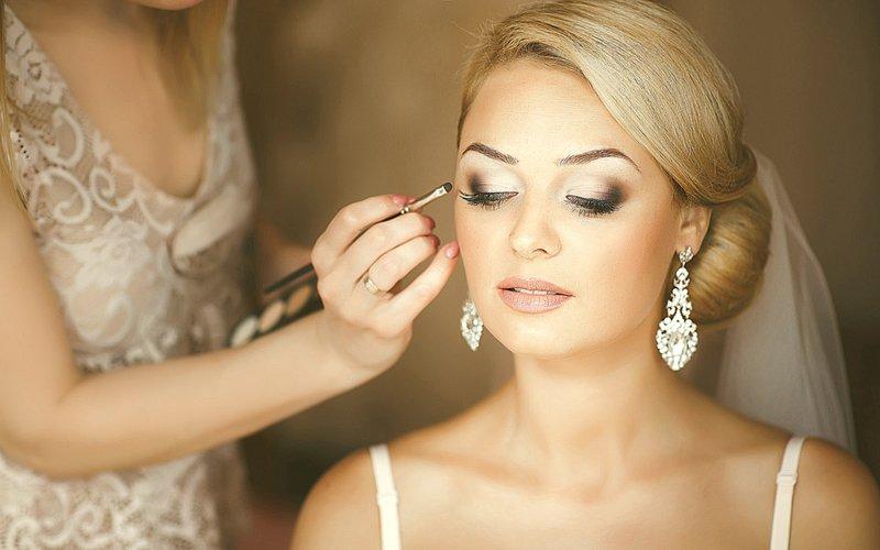 Техника макияжа свадебного