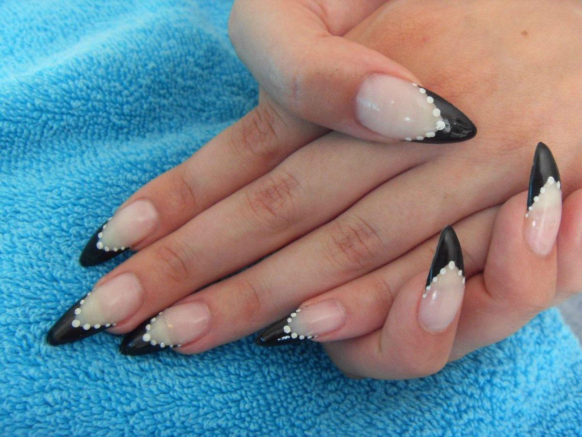 Удлинение ногтевого ложа: как удлинить ногтевую