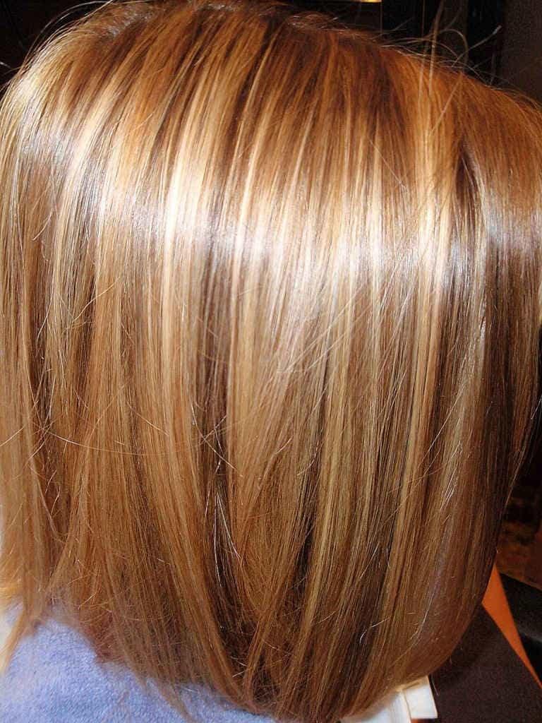 Колорирование волос своими руками 1