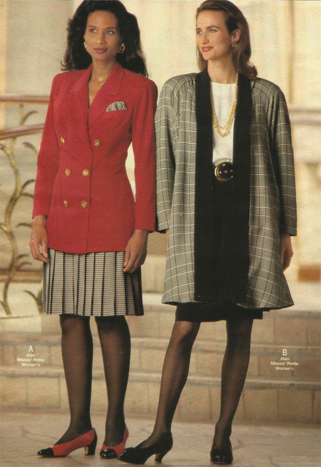 1990 г мода фото