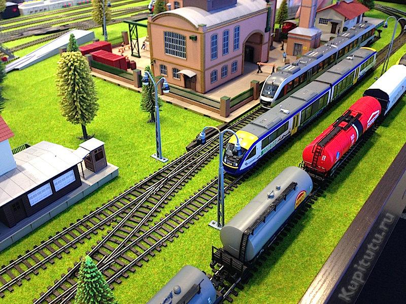 Железные дороги в домашних условиях 842