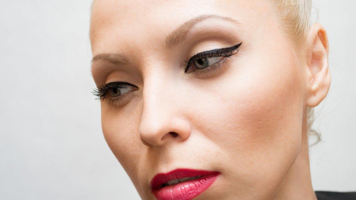Мой макияж со стрелками