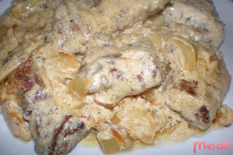 Какое блюдо можно приготовить из куриной печени