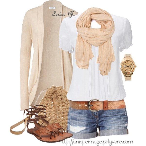 Как стильно одеться на лето
