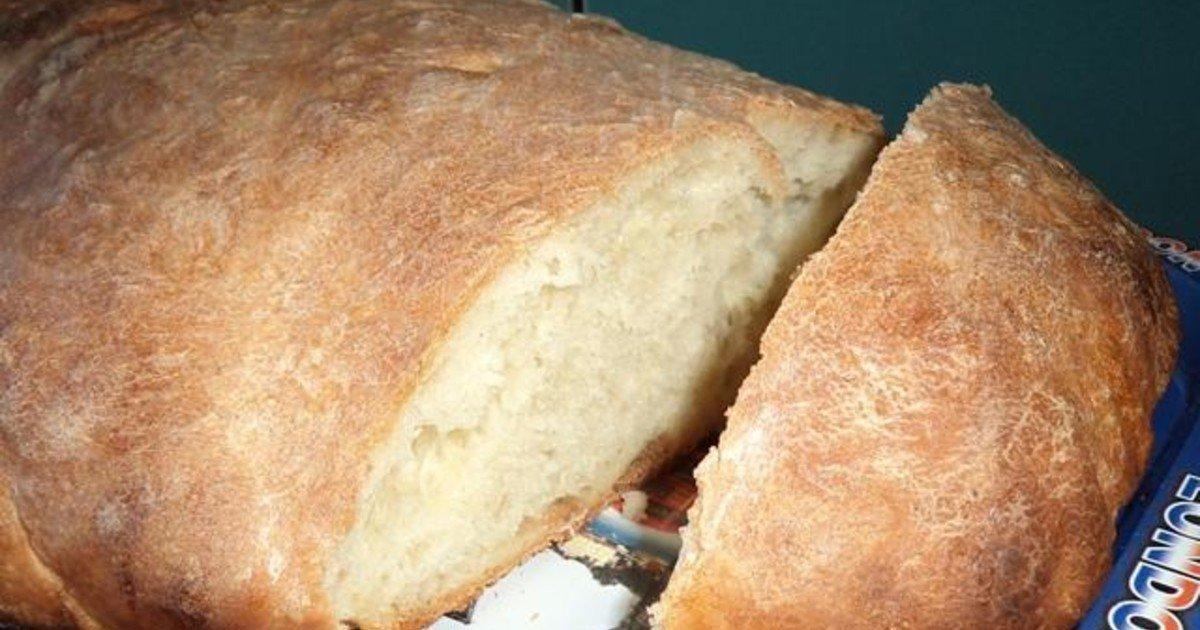 Хлеб в домашних условиях в духовке рецепт закваска