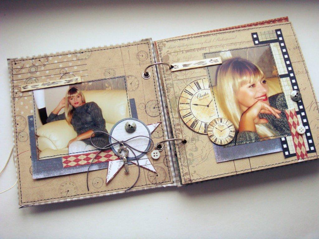 Оформление фотографий своими руками в альбоме 54