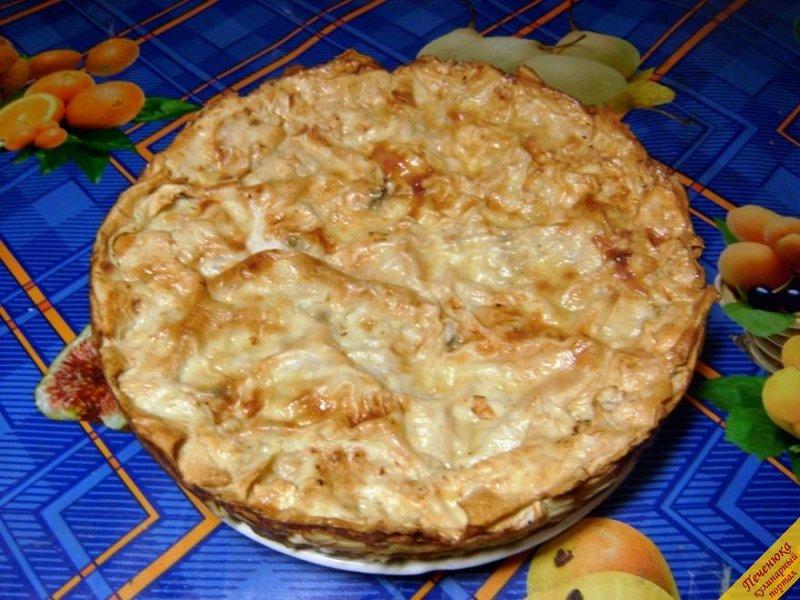 Блюда из лаваша пошаговый рецепт с