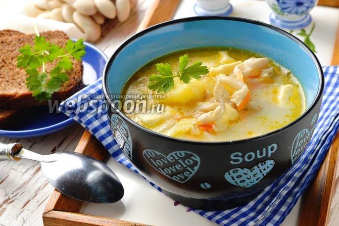 Суп с вешенками рецепт с фото в мультиварке