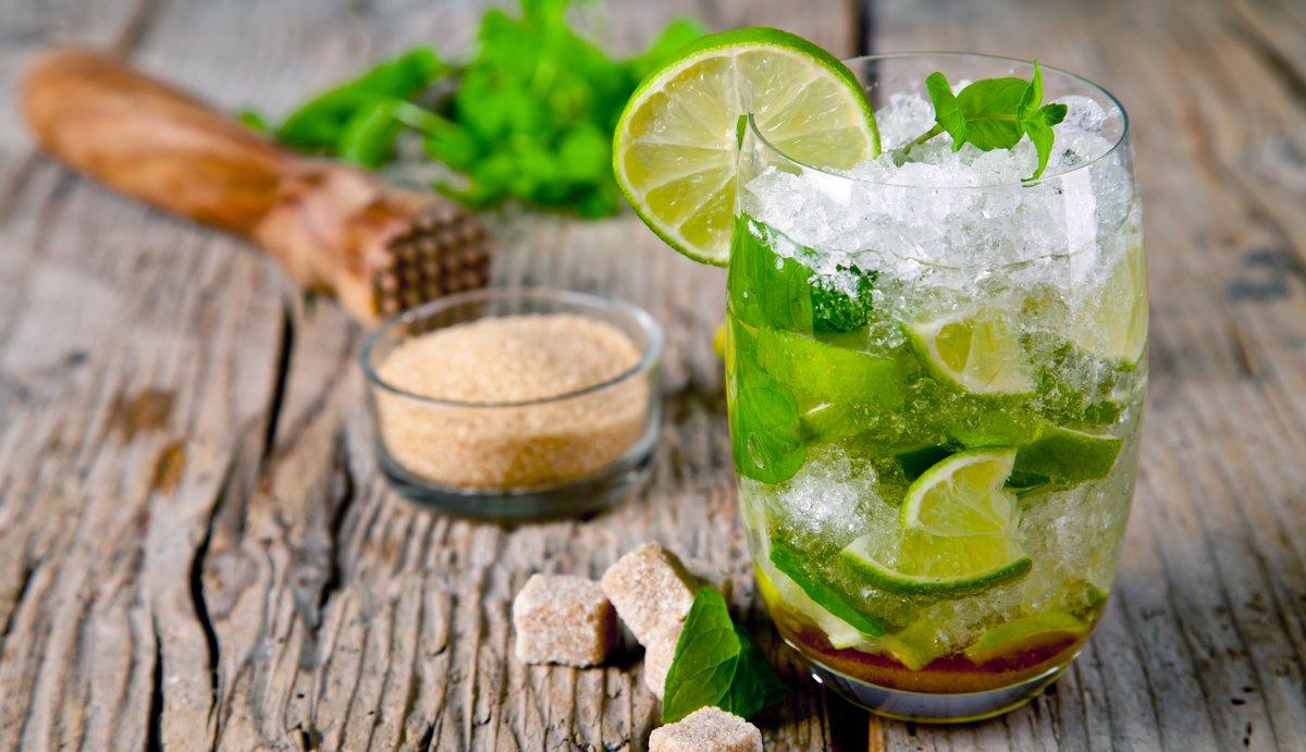 Как сделать безалкогольный коктейль мохито 509