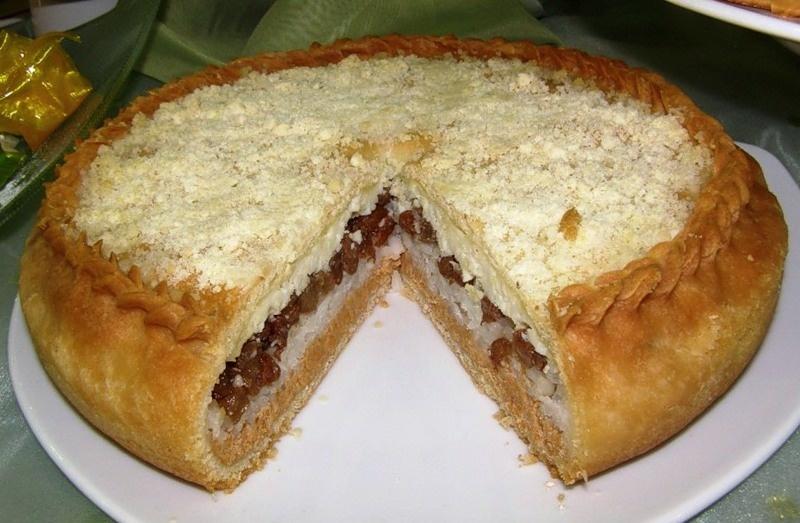 Татарские сладкие пироги рецепты с пошагово