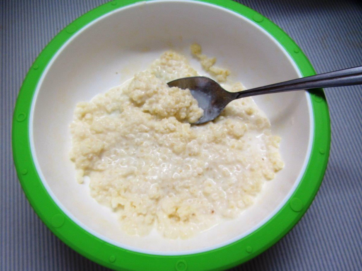 Каша пшённая на молоке рецепт с пошаговым