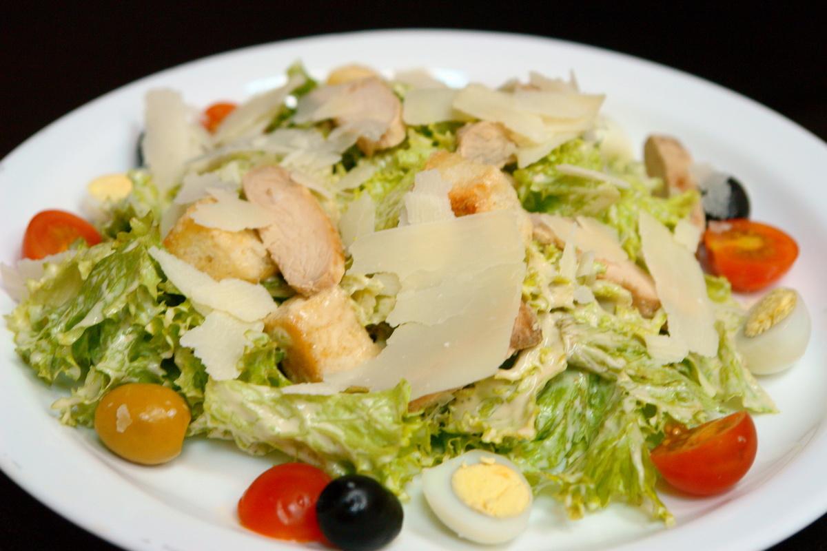 Заправка для салата цезарь с курицей рецепт с
