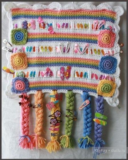 Как хранить резинки и заколки для волос - - карточка от пользователя tsedrik.nataliya в Яндекс.Коллекциях