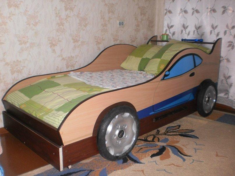 Детский кровать своими руками 42