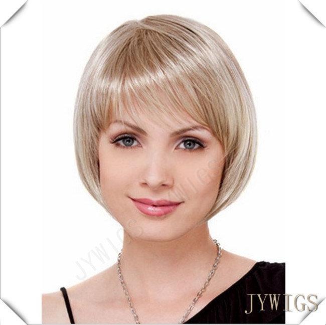 Стрижки на короткую длину волос с чёлкой