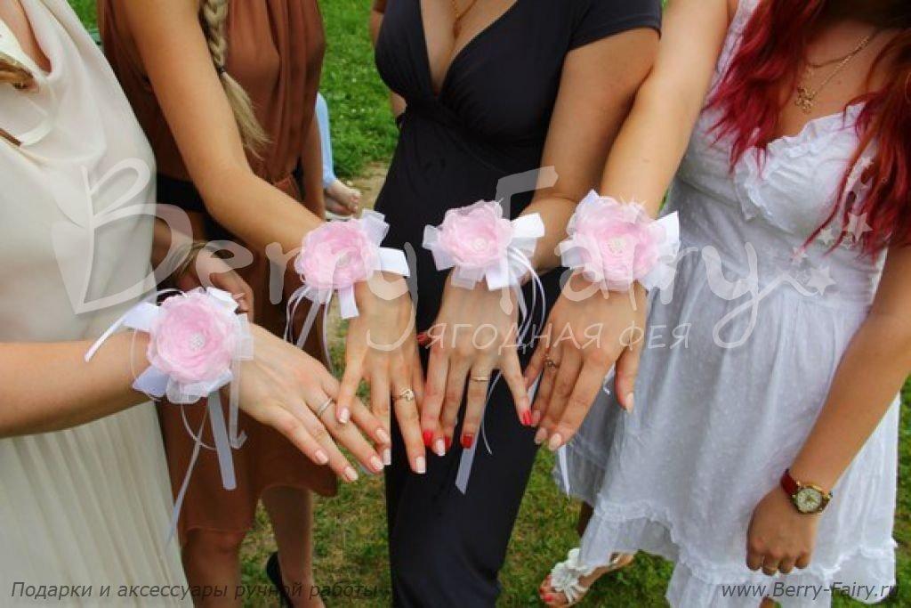 Повязка для подружек невесты своими руками 47