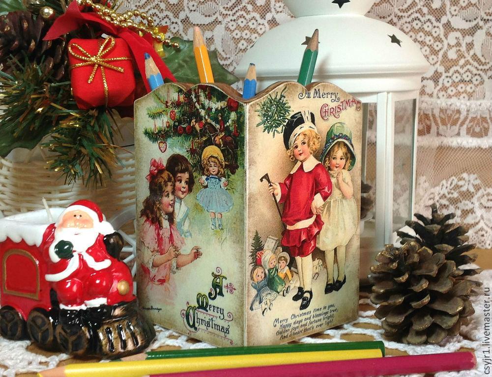Новогодние подарки ручной работы фото 81