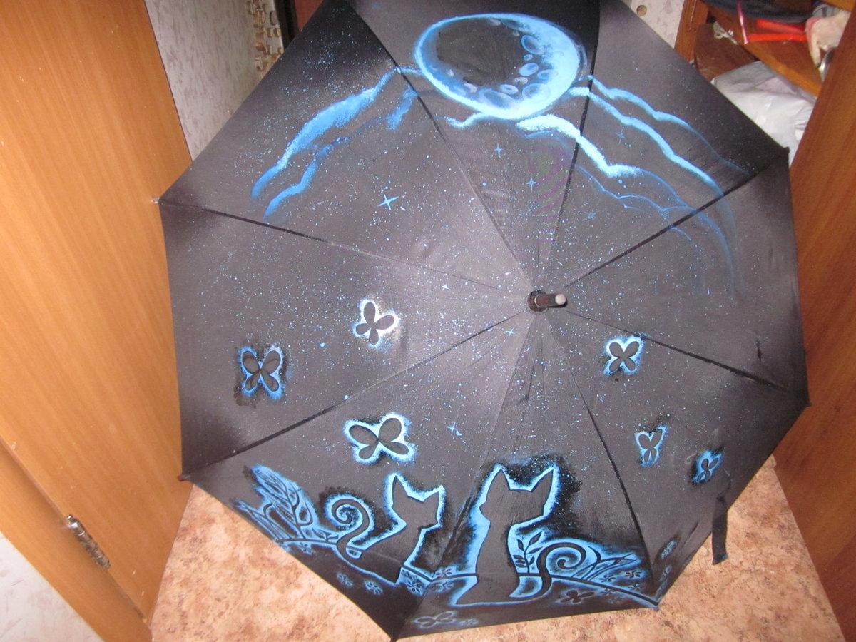 Своими руками из старых зонтиков