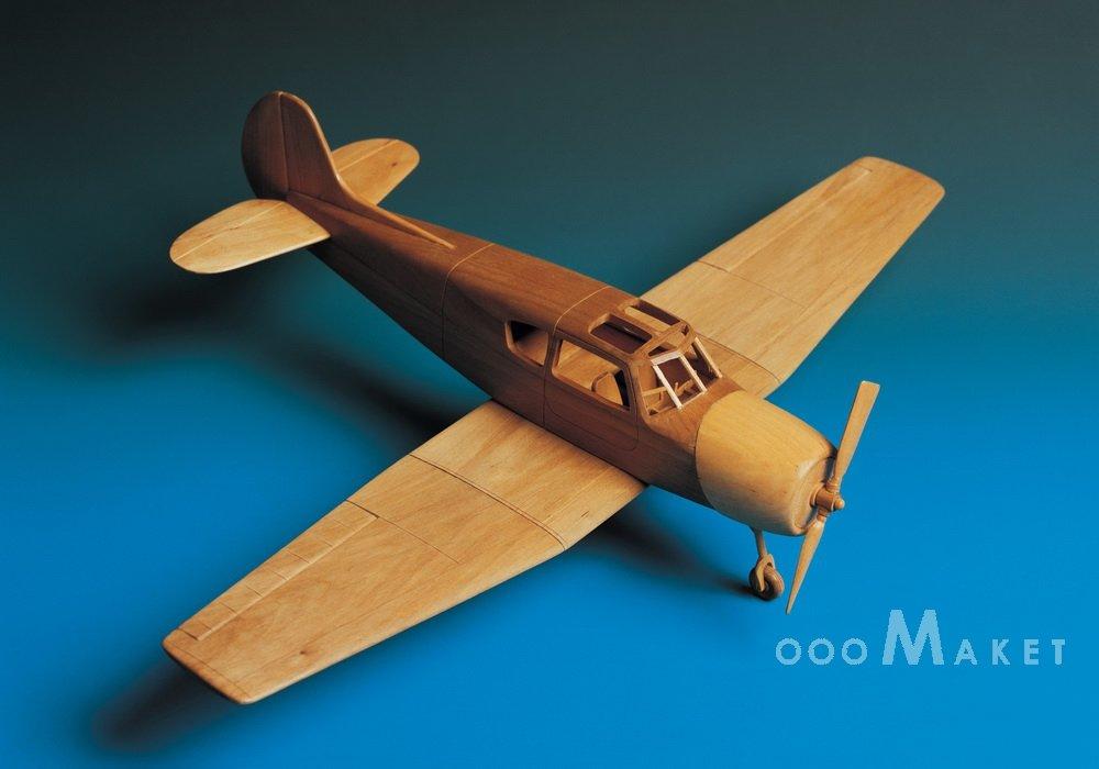 Как это сделать модель самолёта 93