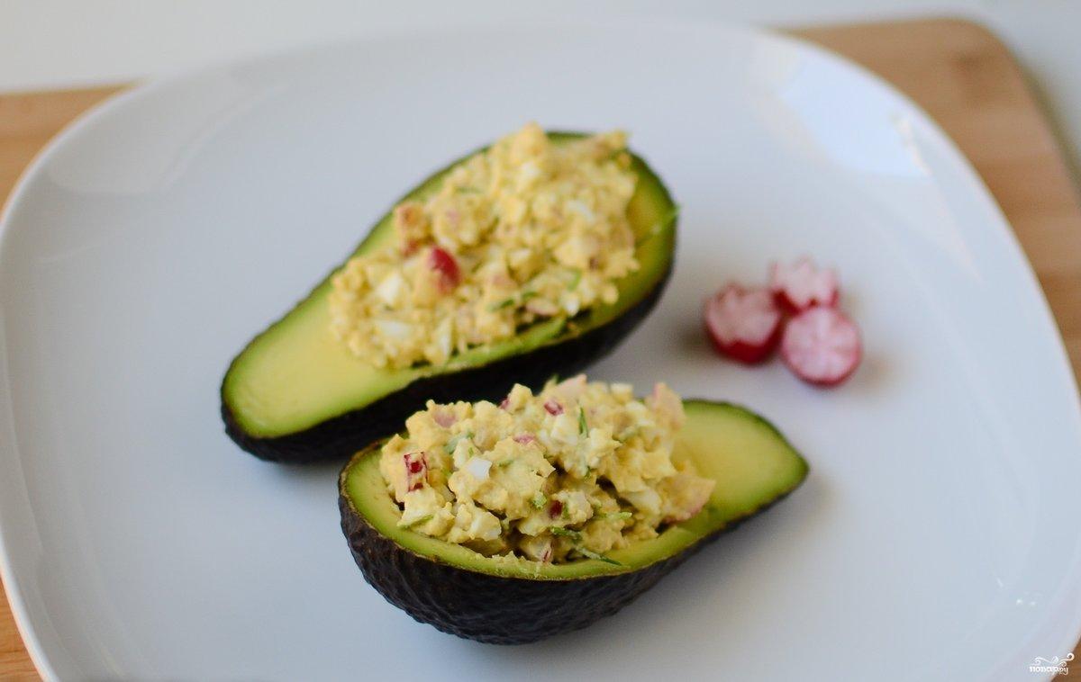 Рецепты из авокадо с пошагово