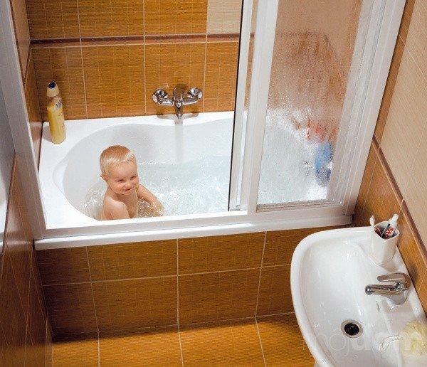 Ванна с кабинкой своими руками