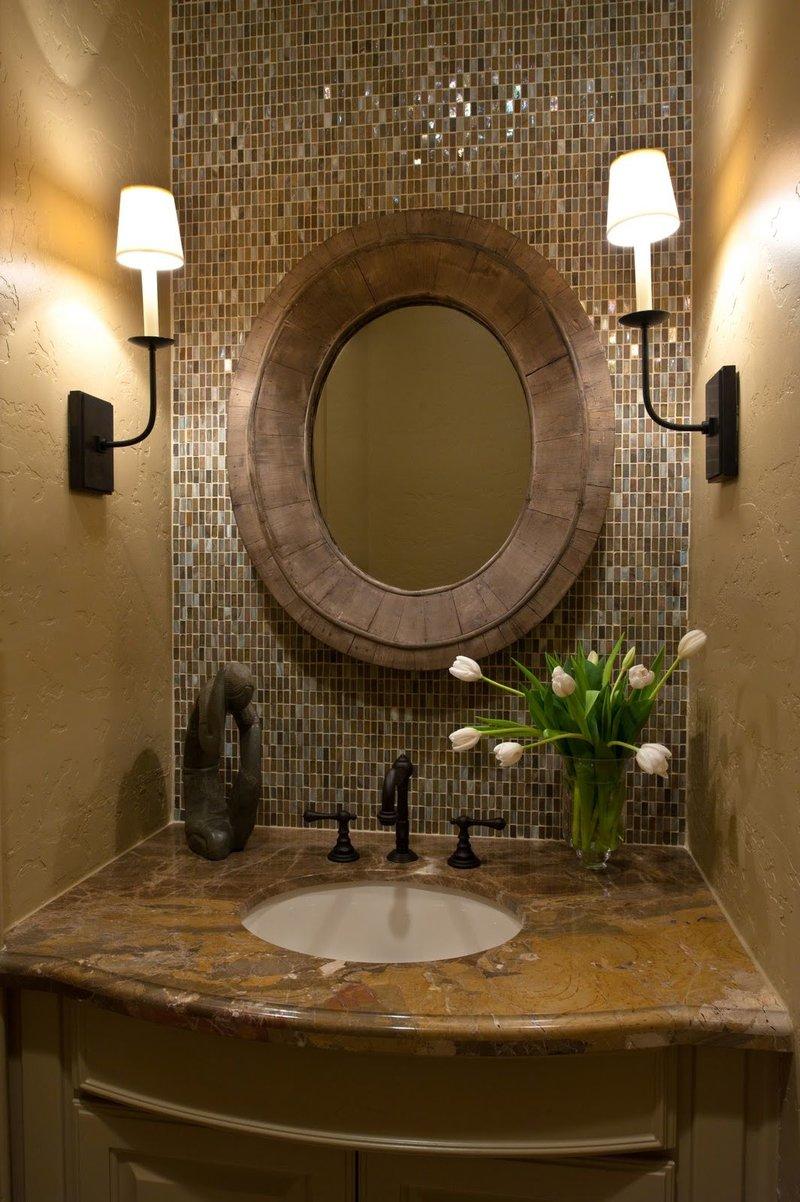 Декор туалета