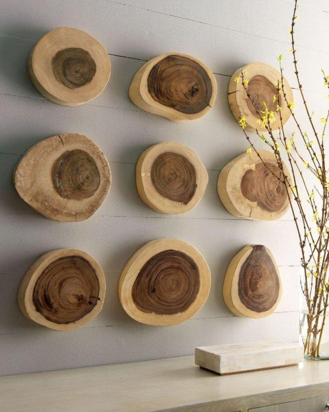 Декор своими руками для деревянного дома 48