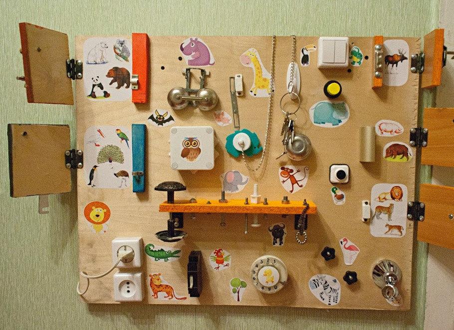 Игрушки своими руками из подручного материалы для мальчика