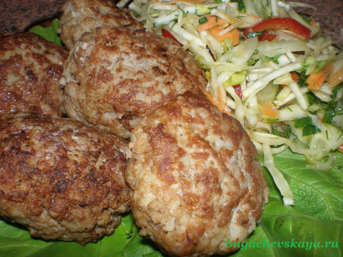 Блюдо из фарша говядины рецепт