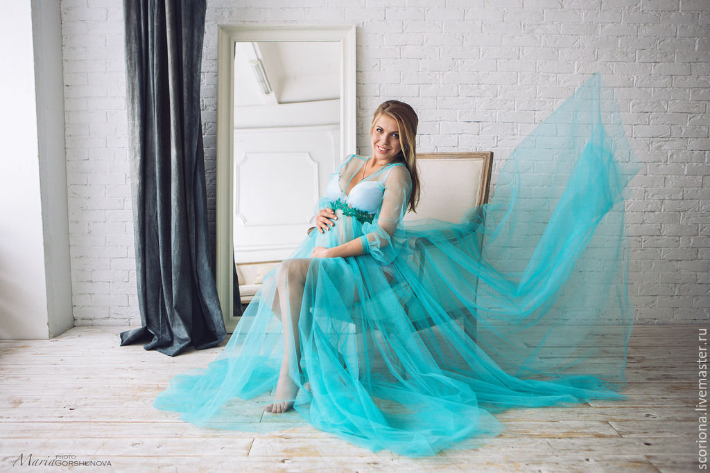 Платья для беременной для фотосессии 62