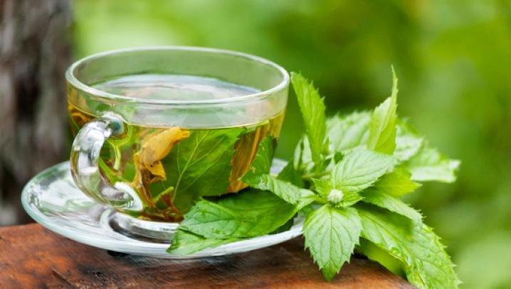 Трава зелёный чай