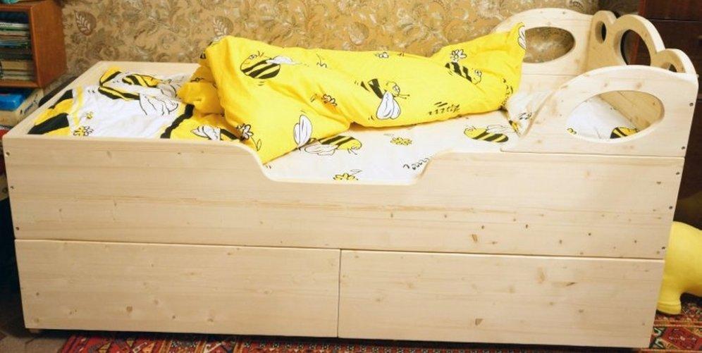 Детский кровать своими руками 51