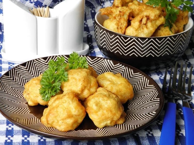 Рецепт цветной капусты в кляре рецепт с пошагово