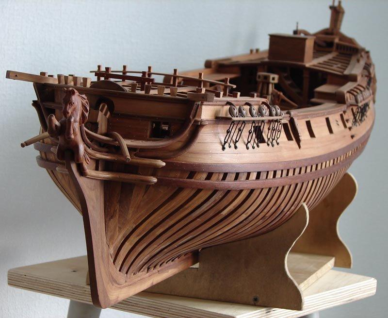 Макеты парусного корабля своими руками 95