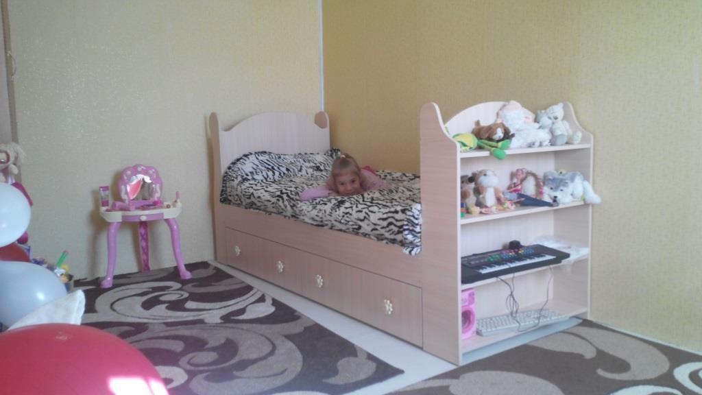 Детская мебель кровати своими руками