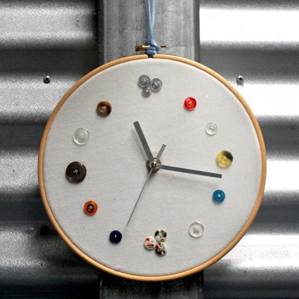 РадиоКот: Простые часы на светодиодных матрицах Бегут часы своими руками