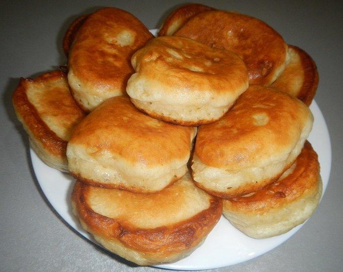 Самые вкусные оладьи на кефире пышные рецепт с фото пошагово