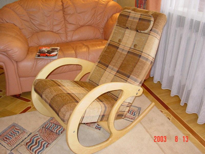 Как сделать кресло качалка своими руками в домашних условиях