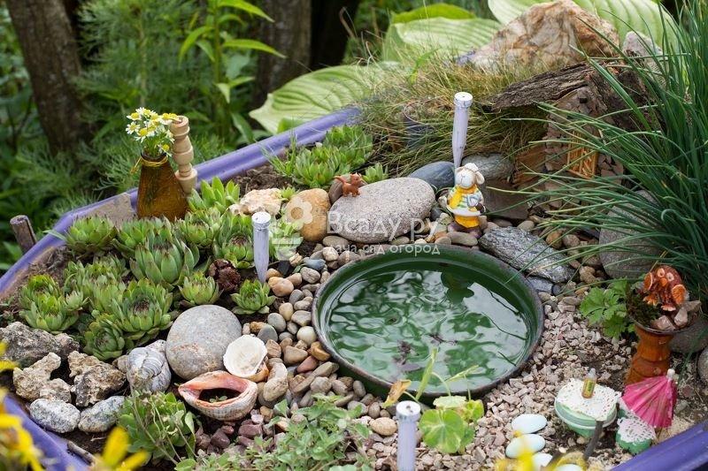 Как сделать сад коллекция 939