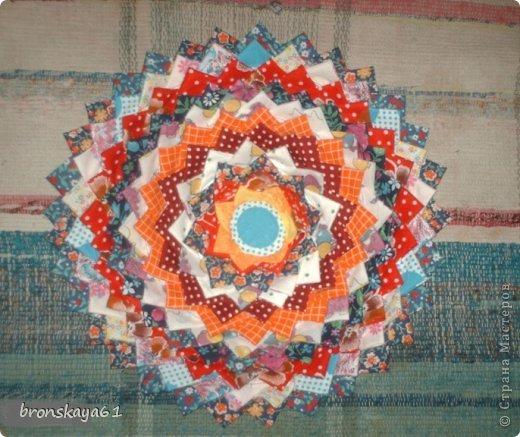 """Мастер-класс по созданию яркого коврика из лоскутных уголков."""" - карточка пользователя swetabar1989 в Яндекс.Коллекциях"""
