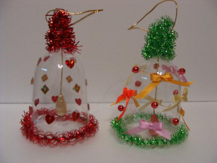 Новогодняя игрушка поделки новогодние игрушки5