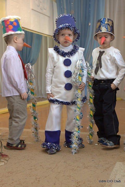 Как можно сделать костюм своими руками на новый год