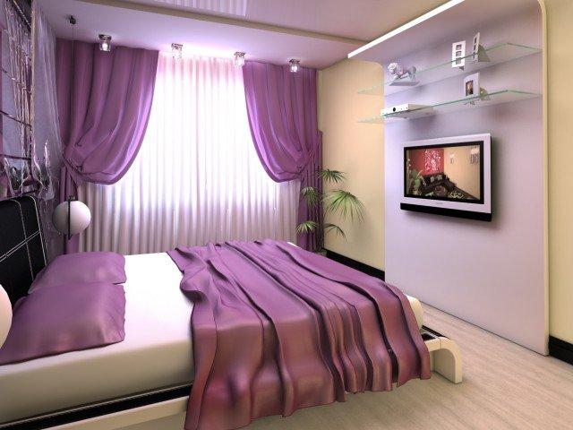 Ремонт своими руками дешево спальня 65