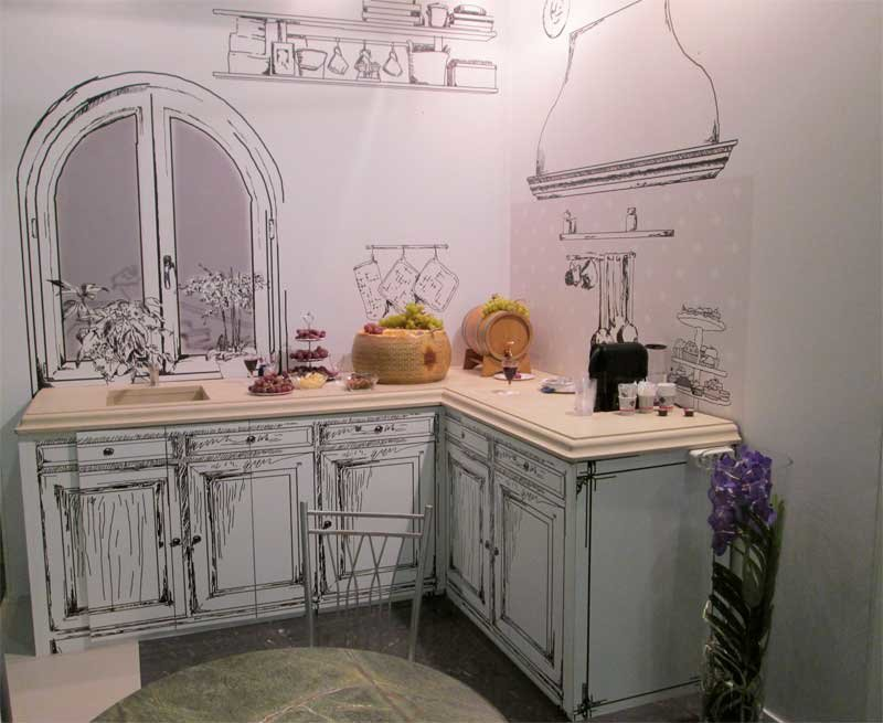 Чем покрасить старый кухонный гарнитур 177