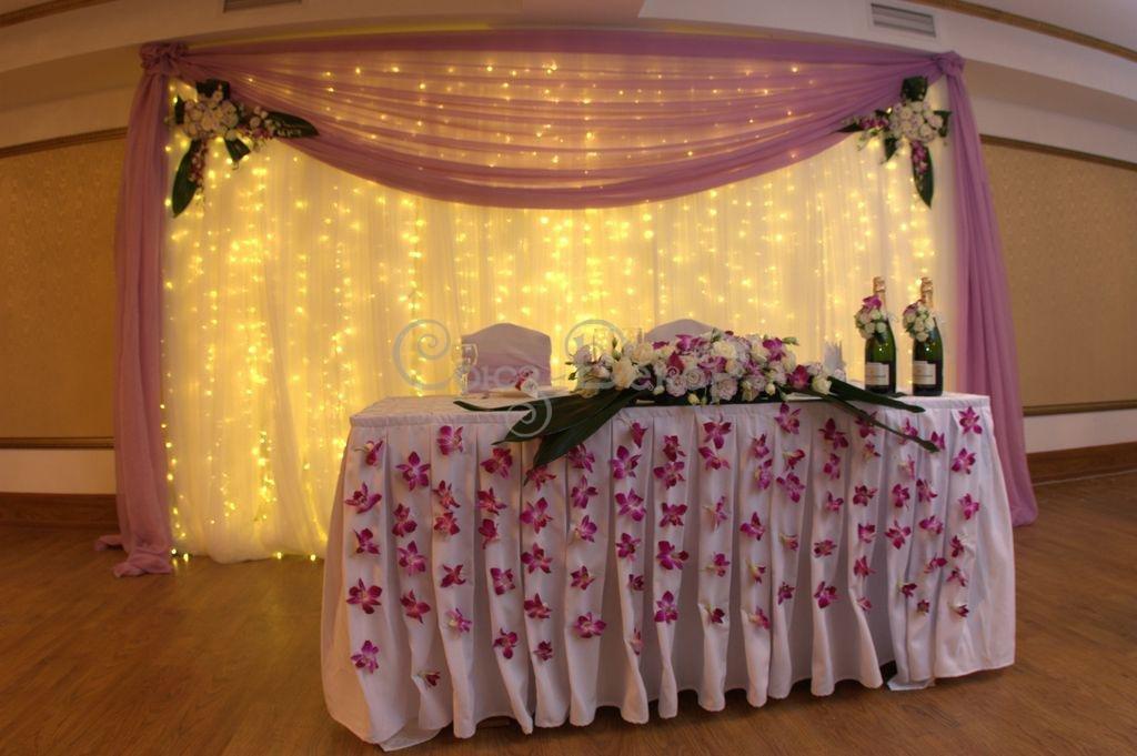 Украшение для свадебного стола своими руками фото 71