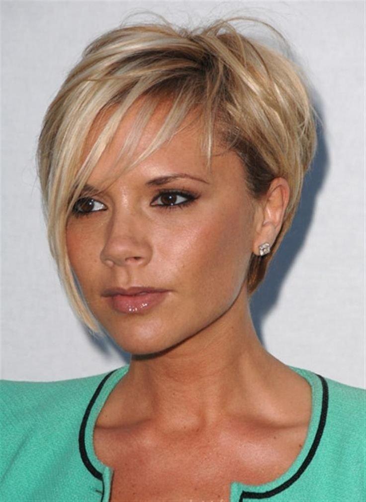Фото женских коротких стрижек для тонких волос